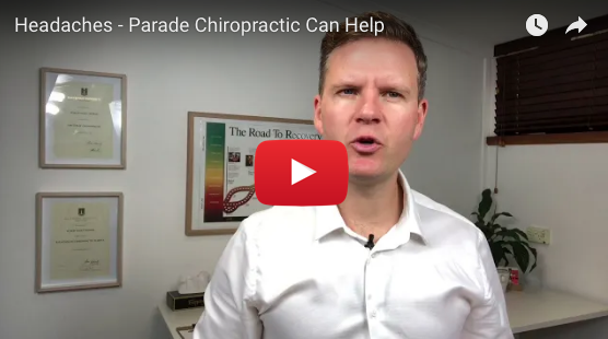 Headaches? – Parade Chiropractic Can Help