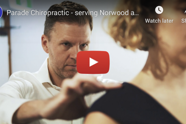 Welcome to Parade Chiropractic