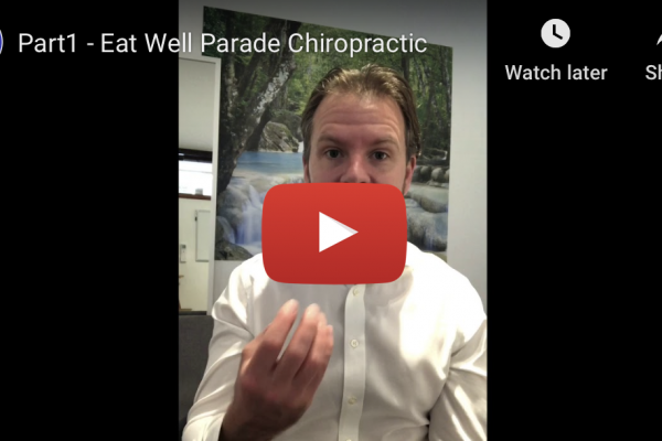 Eat Well Parade Chiro