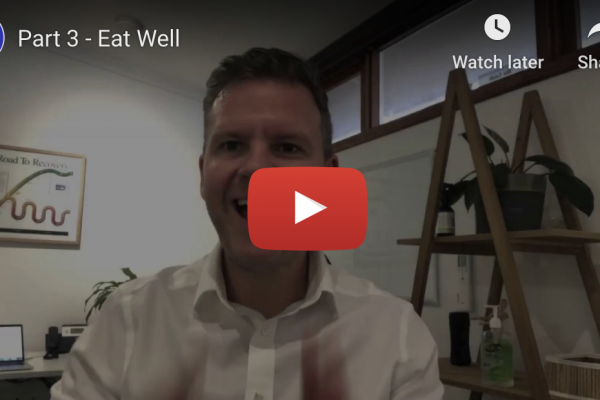 Eat Well – Part 3